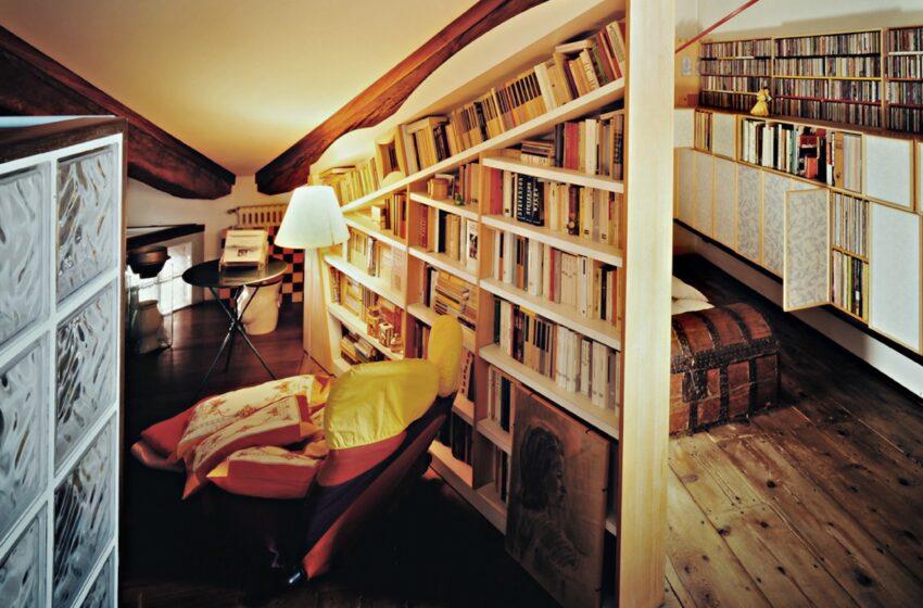 Il posto (giusto) per i (vostri) libri