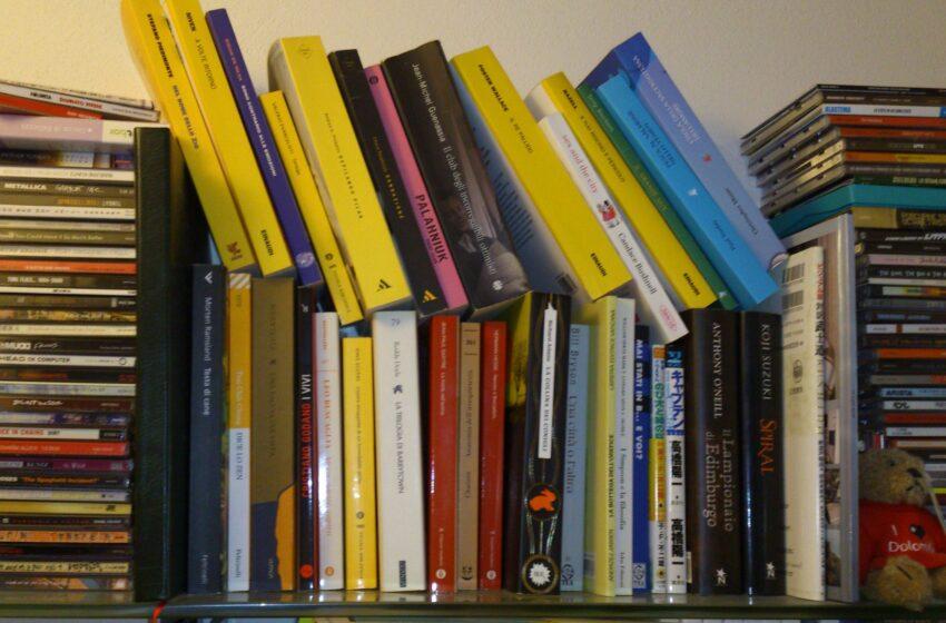 La tua libreria # 6