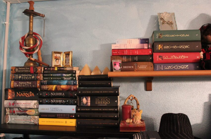 La tua libreria # 7