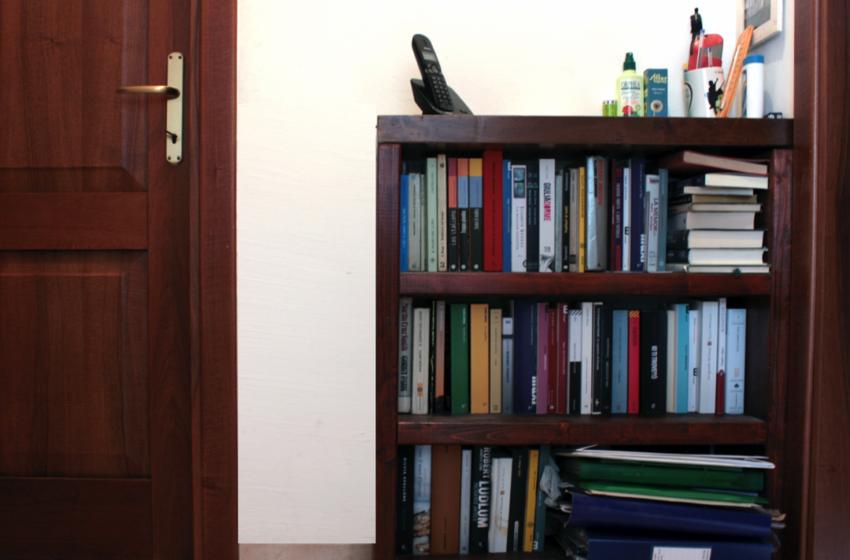 La tua libreria # 8