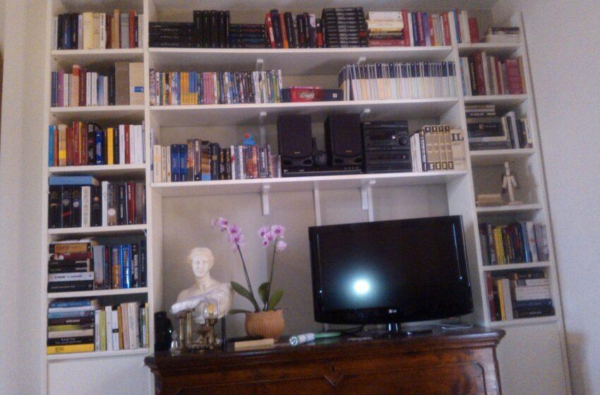 La mia libreria # 12