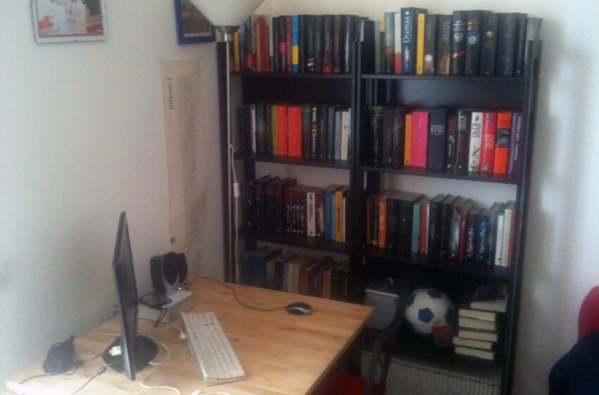 La mia libreria # 13
