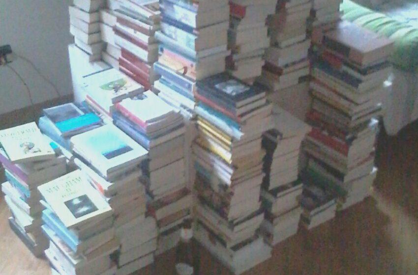 La tua libreria # 15