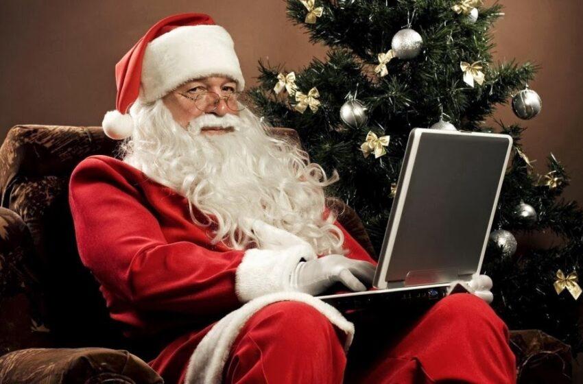 Augurio avanguardista: buon Natale!
