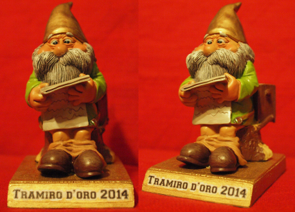 And the Tramiro 2014 goes to…