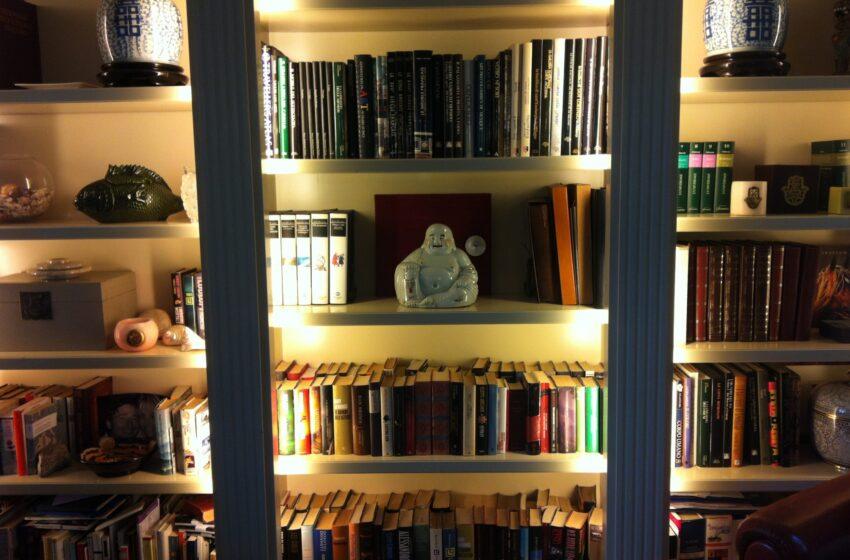 La tua libreria # 24