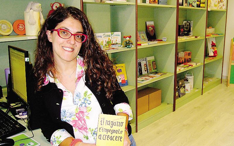 Carmen Legnante di Libri al sette