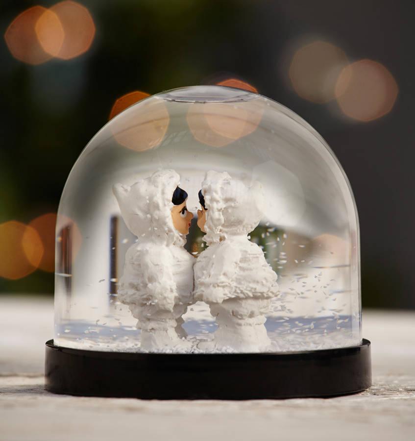 Eskimo globe snowclone