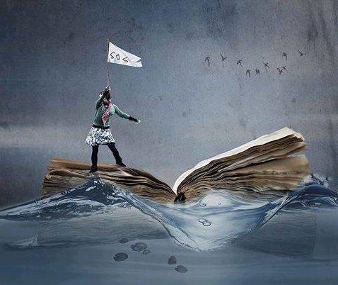 Libri in calo lettura in calo