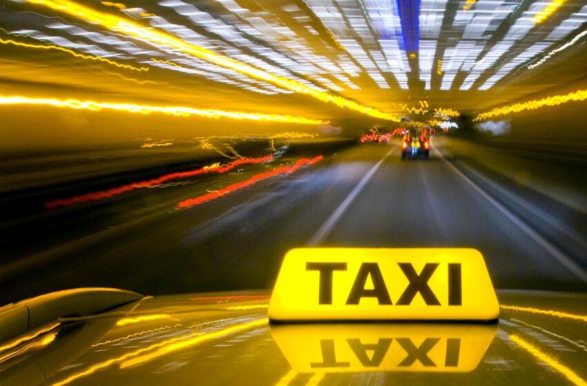 Narrativa in taxi
