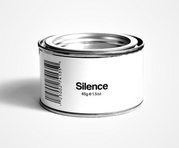 Il silenzio, l'arma del gradasso