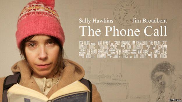 The_phone_call_ corto- Oscar