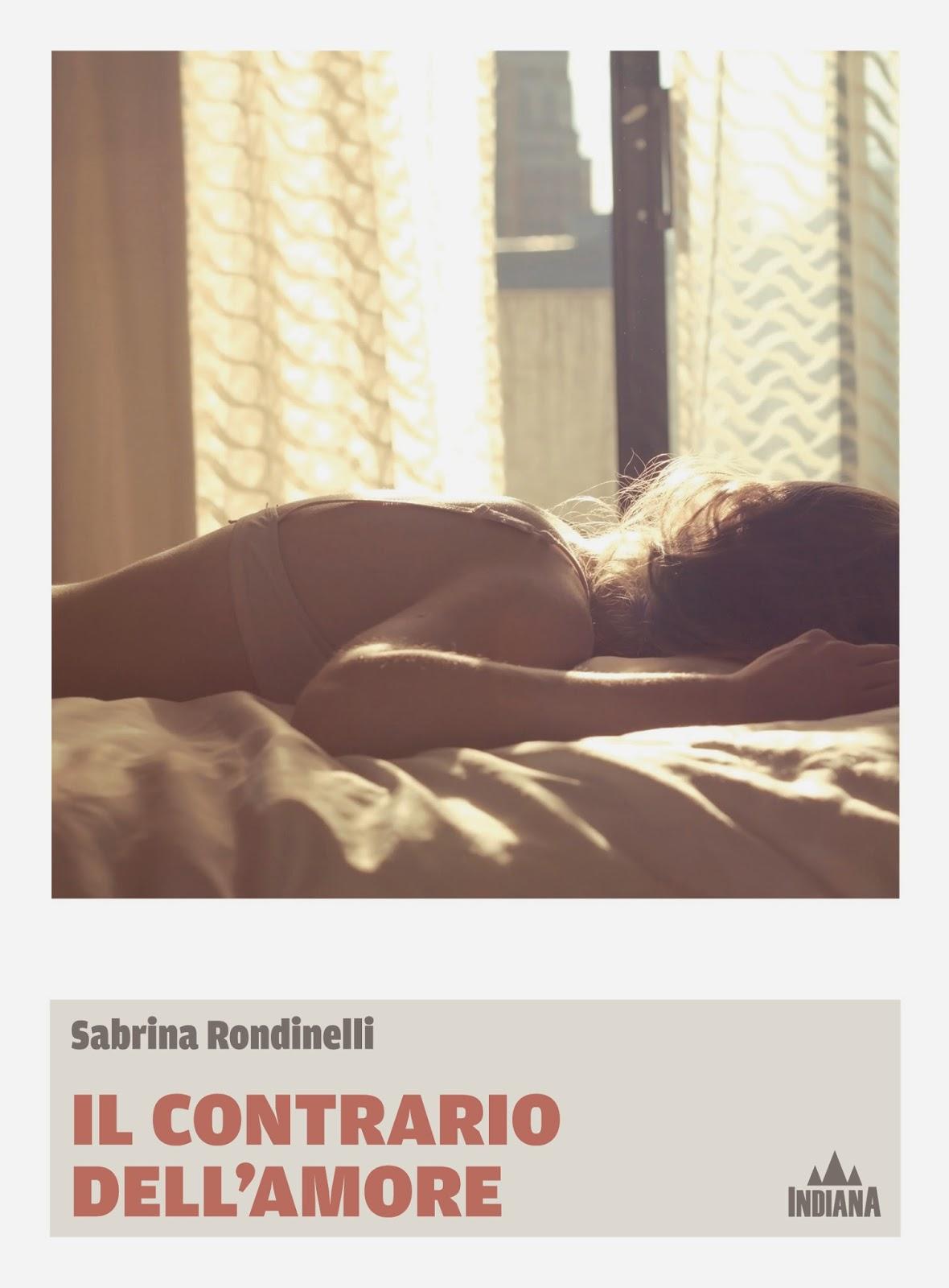 l contrario dell'amore, Sabrina Rondinelli