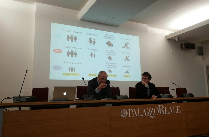 BookCity 2015 conferenza stampa