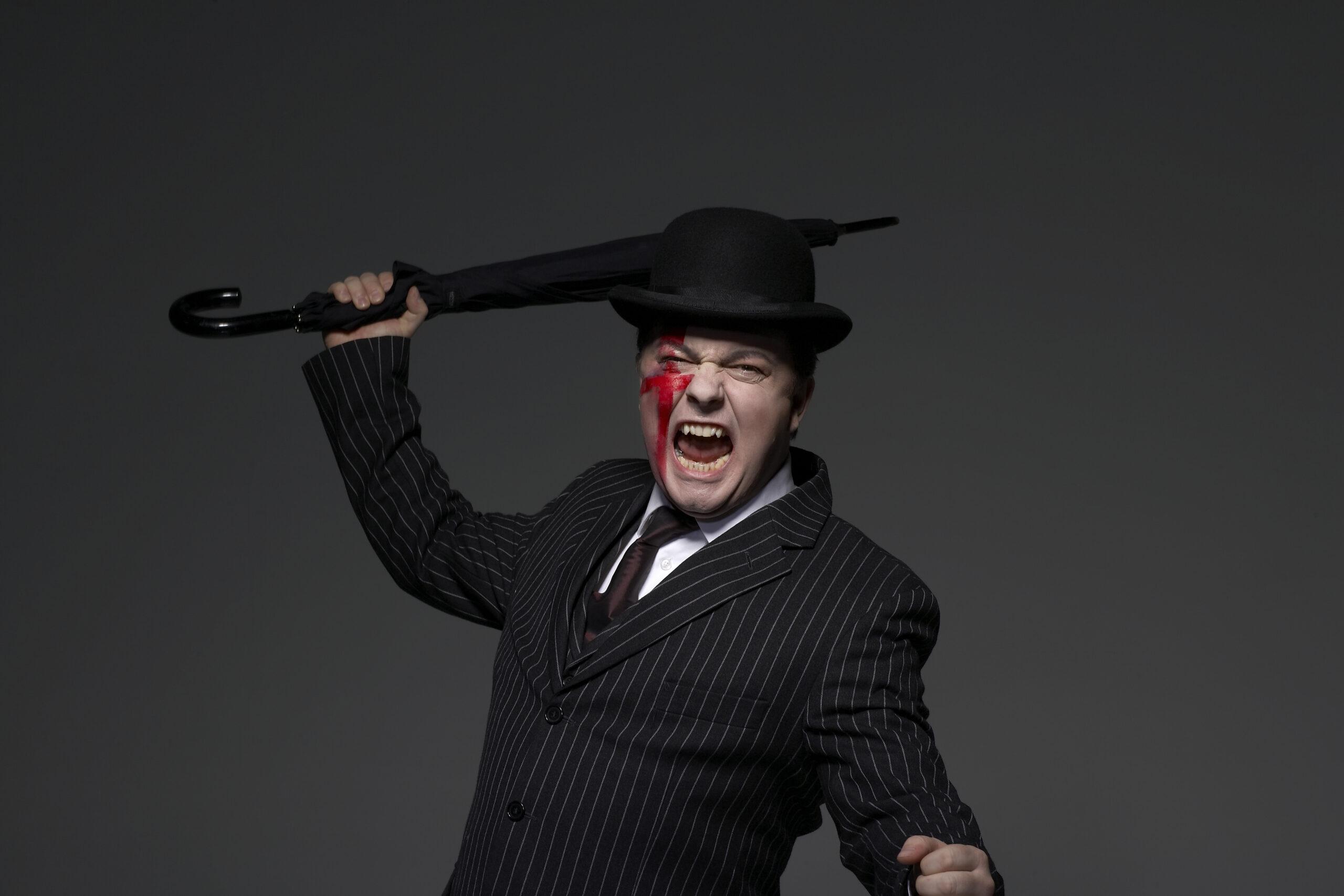 Ricky Gervais: Squali, nazisti e Nietzsche