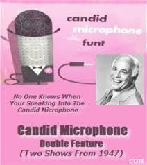 Candid Microphone Allen Funt