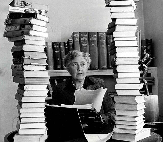 Mary Westmacott alias Agatha Christie