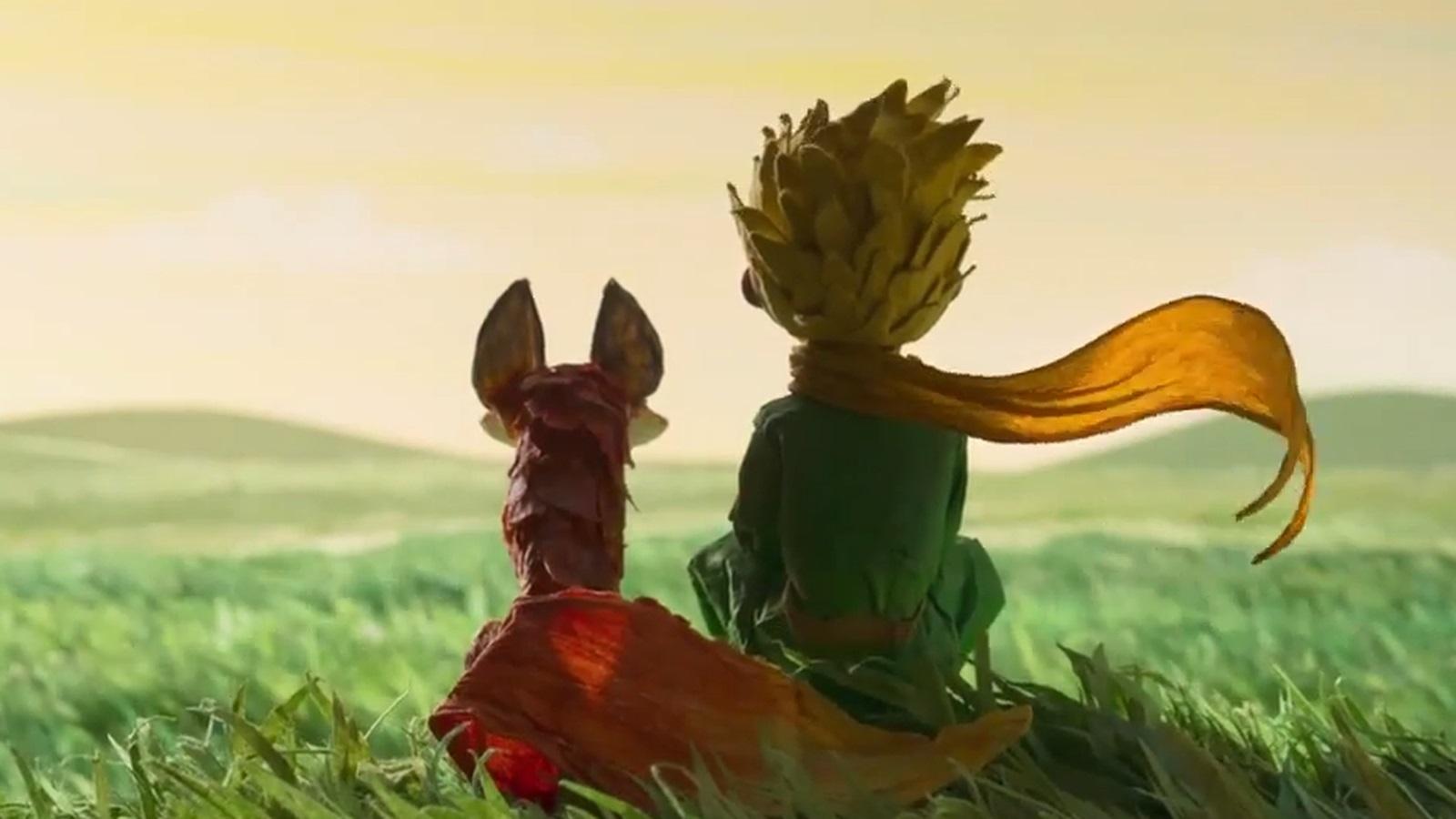 Il piccolo principe - film animazione
