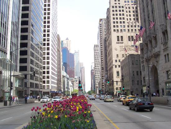North Michigan Avenue Chicago