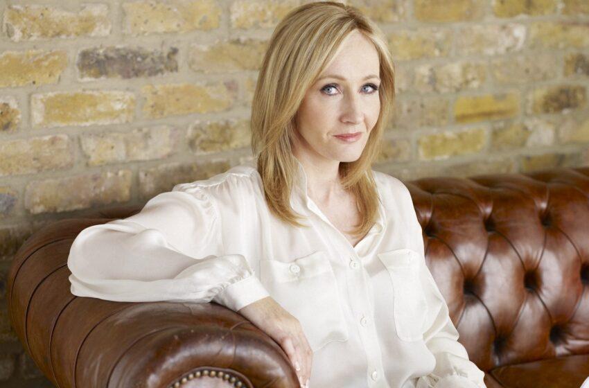Rowling e il nuovo libro per ragazzi