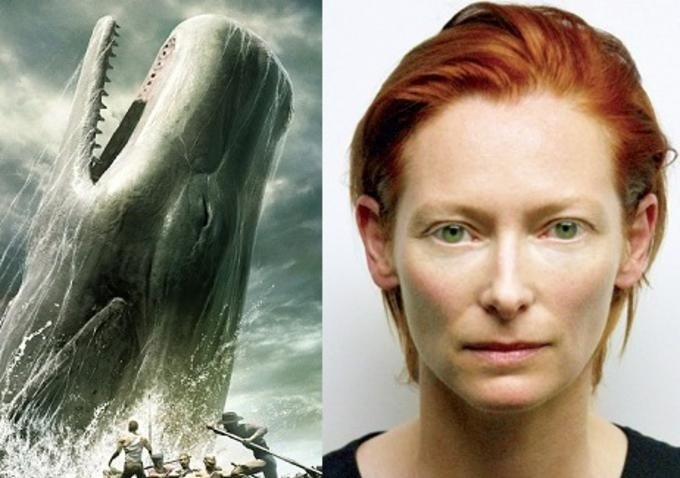Tilda Swinton legge Moby Dick