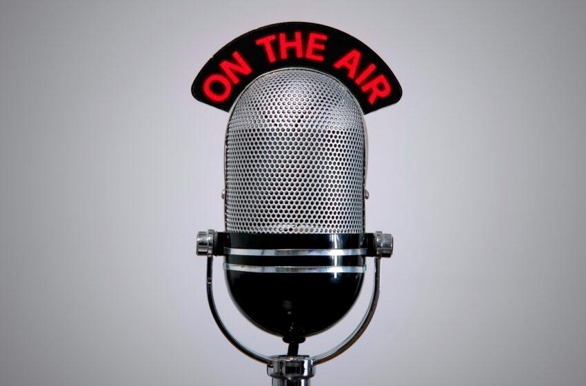 Vuoi creare una web radio?
