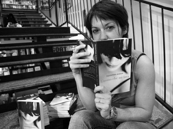Valentina Maran, racconti erotici per un lettore molto speciale