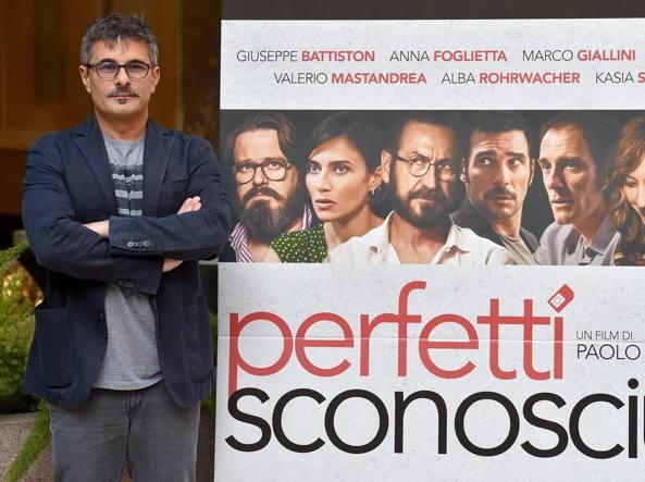 Paolo Genovese regista Perfetti sconosciuti