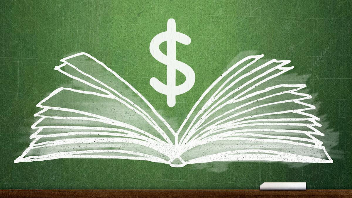 Soldi soldi soldi e libri