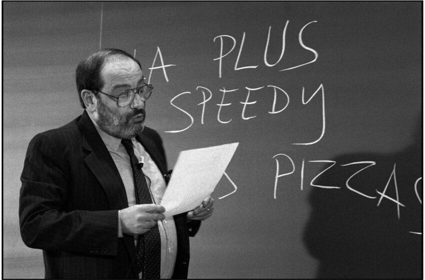 Le regole di Umberto Eco