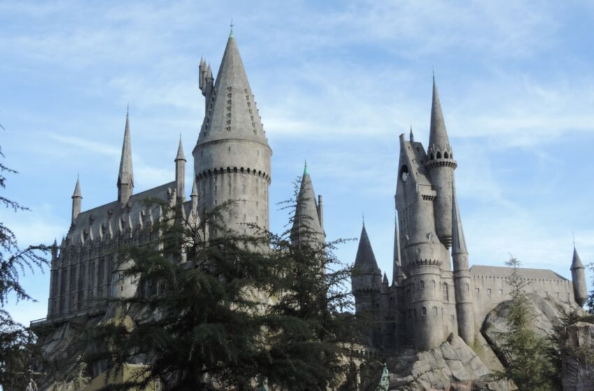 Wizarding World in California