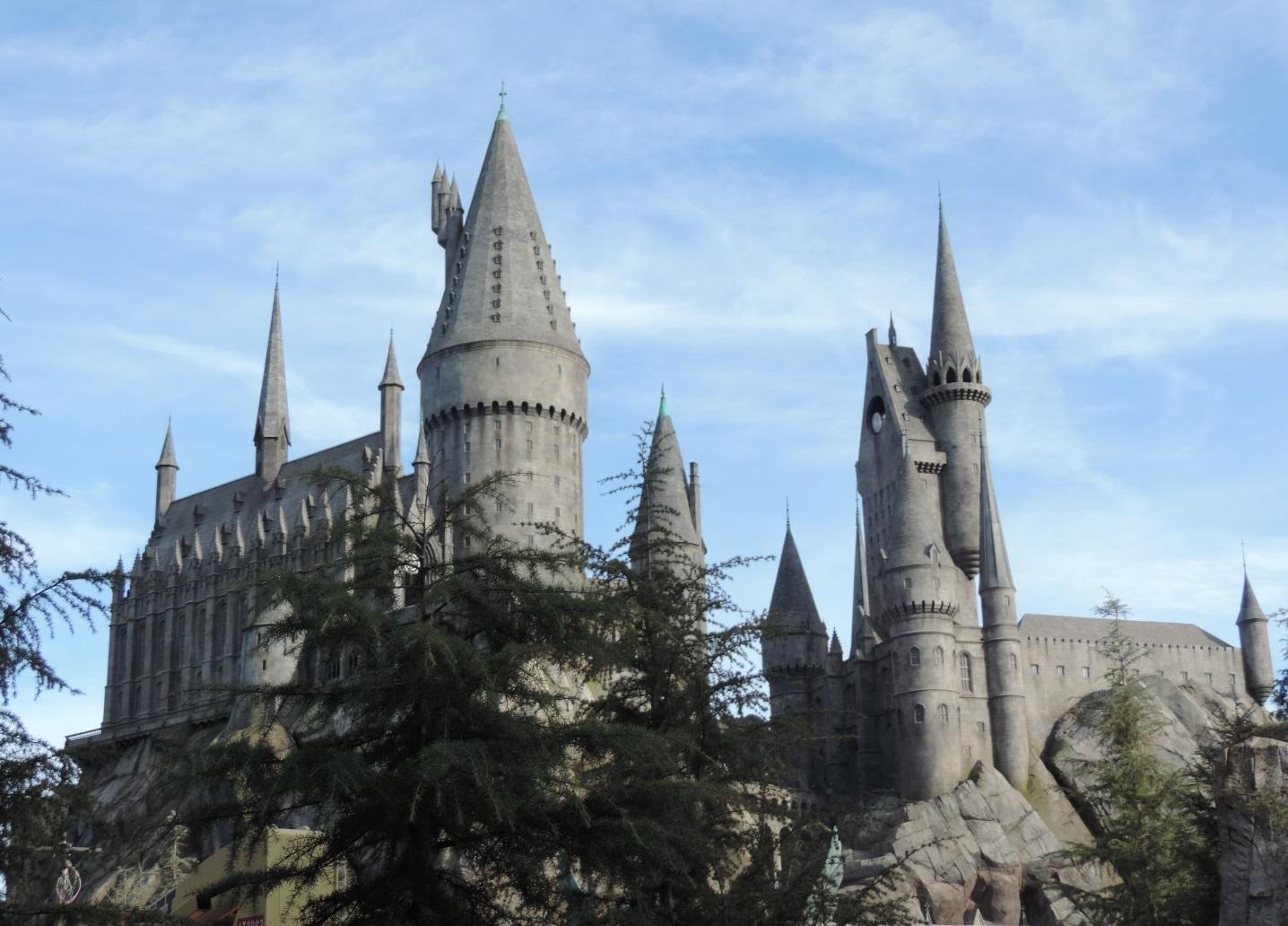 Wizarding World in California