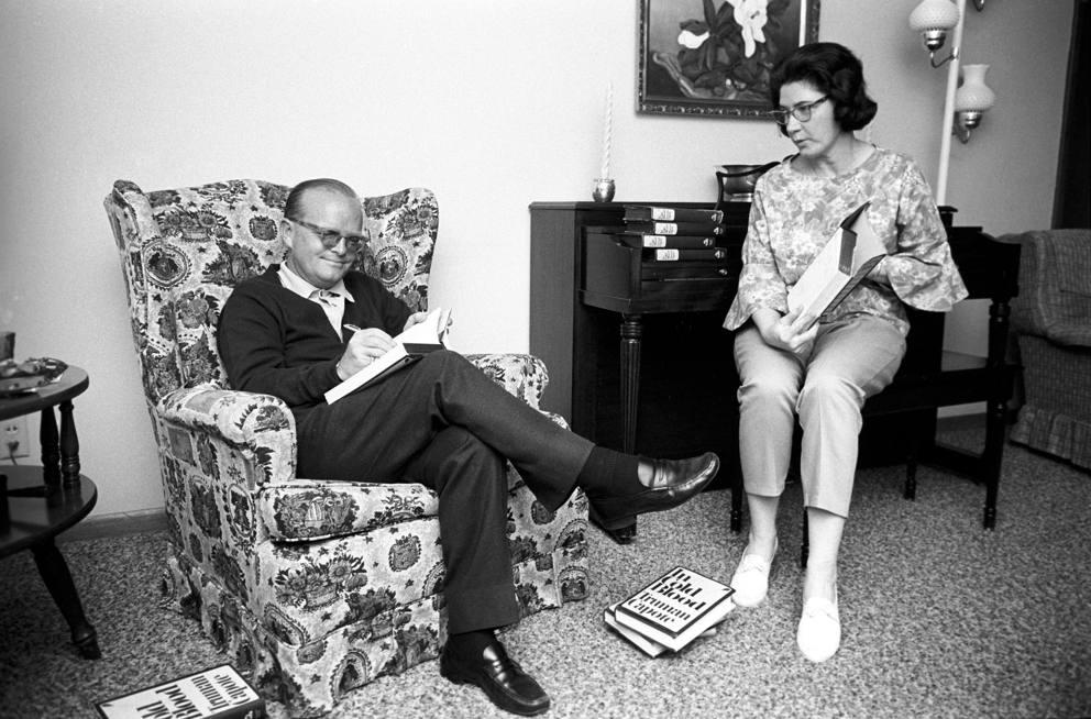 Harper Lee e Truman Capote
