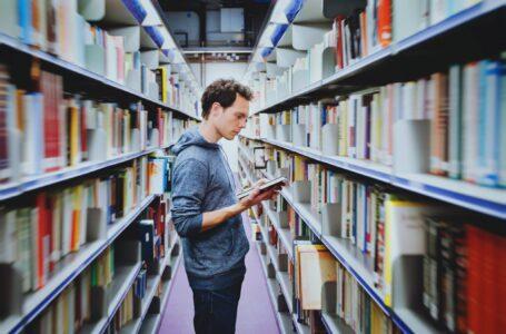 Tutti in biblioteca! E non solo per i libri…