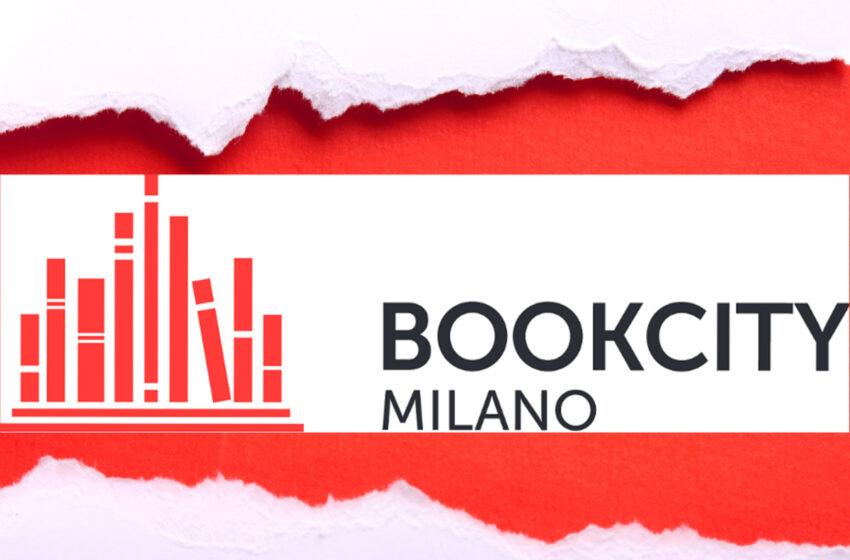 Ci vediamo a BookCity? Noi saremo qui!