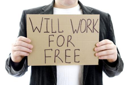"""Letterina di Natale a te che """"lavori"""" gratis"""