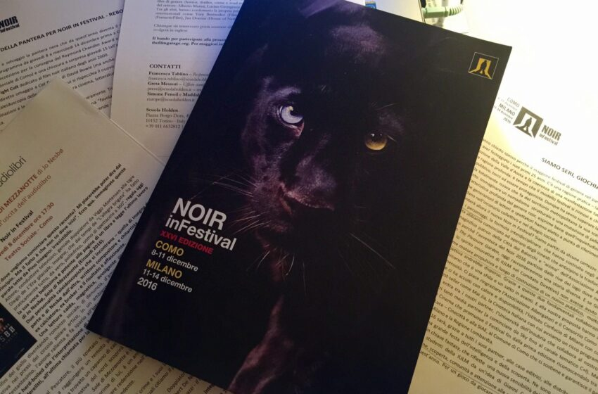 La pantera del Noir inFestival arriva a Milano e a Como