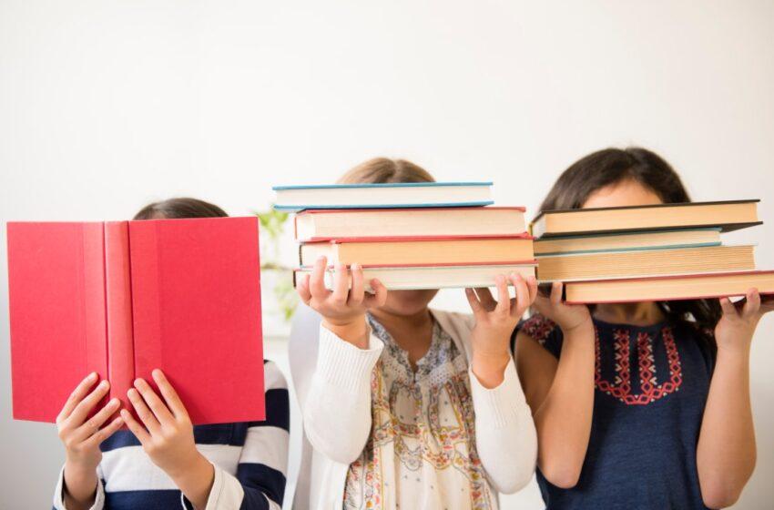 Leggere (libri) è un gioco da ragazzi lo dicono i dati!