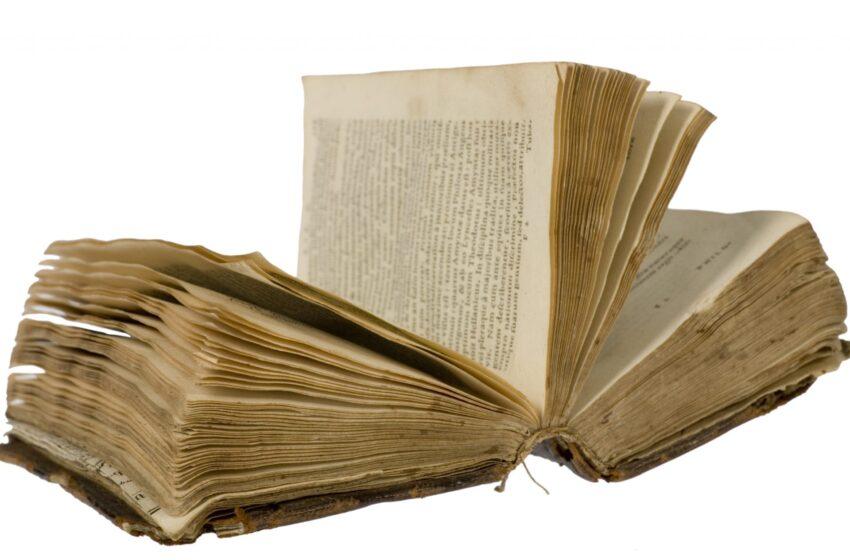 Consultare un testo antico? È un salasso!