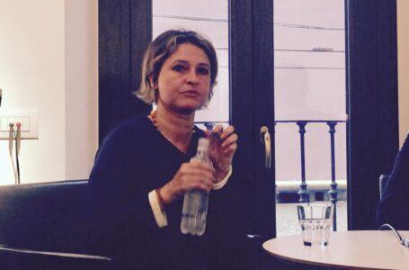 Intervista a Violetta Bellocchio – Mi chiamo Sara, vuol dire principessa – Marsilio
