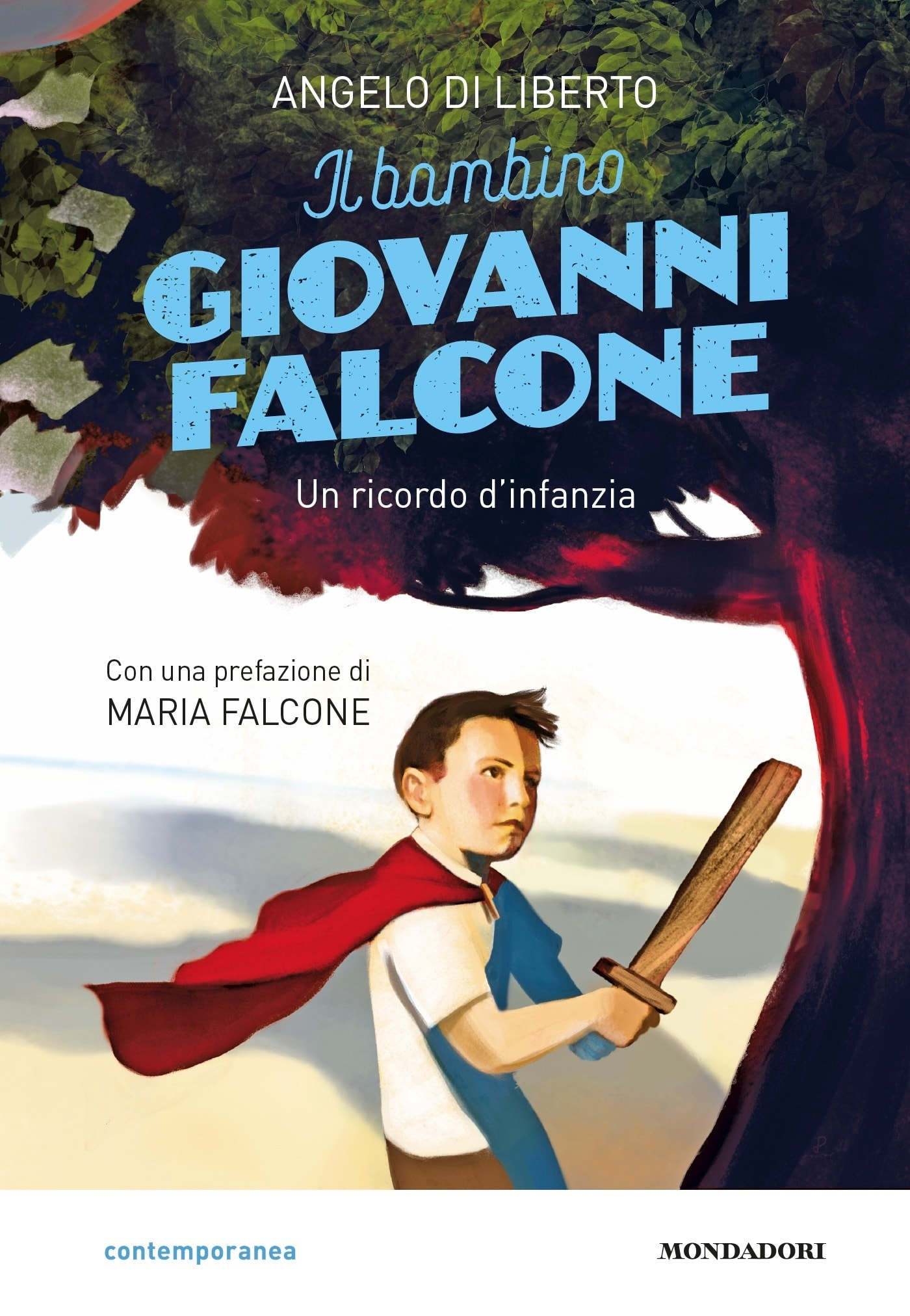 Il bambino Giovanni Falcone. Un ricordo d'infanzia – Angelo Di Liberto