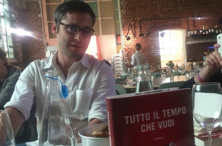 Intervista a Francesco Gungui, Tutto il tempo che vuoi, Giunti