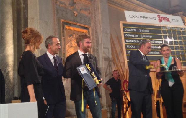 Il vincitore del Premio Strega 2017 è Paolo Cognetti