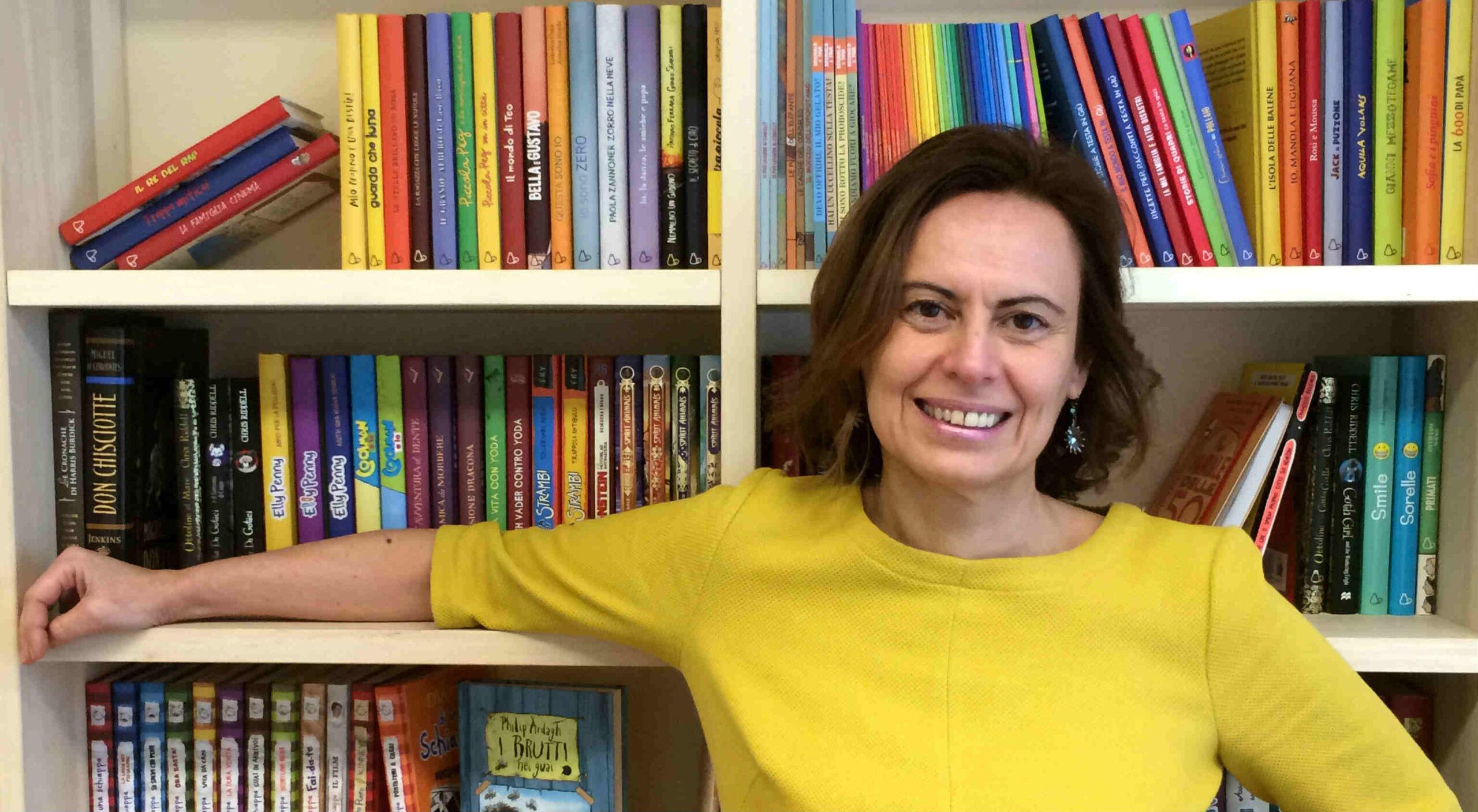 Renata Gorgani, presidente de La Fabbrica del Libro, ha annunciato le sue dimissioni