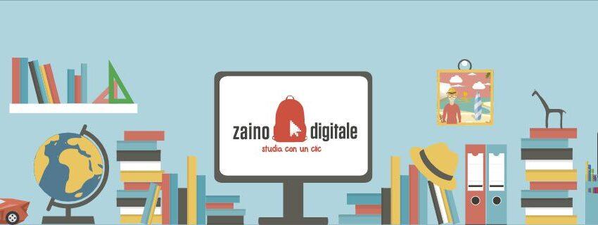 Zaino Digitale: un nuovo servizio per accedere ai libri scolastici digitali