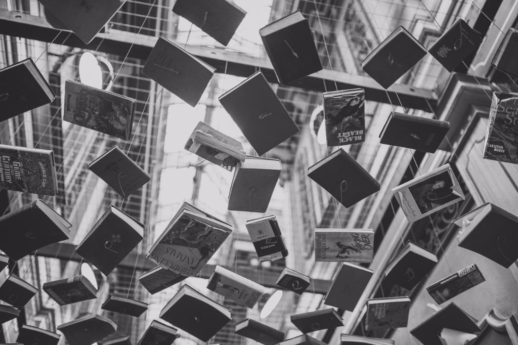 Tanti libri si pubblicano troppi libri