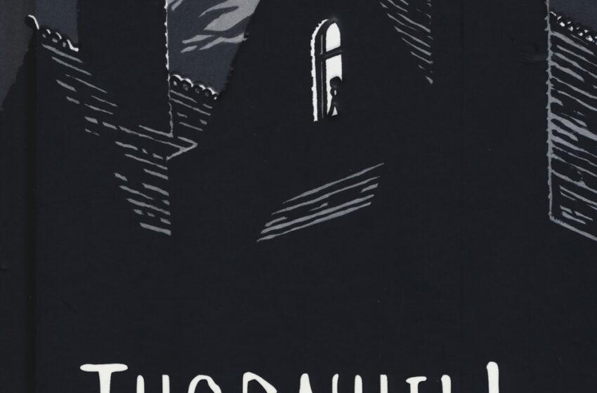THORNHILL di Pam Smy, traduzione di Sante Bandirali, uovonero