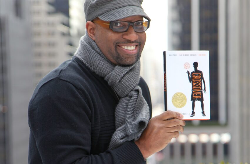 Crossover Kwame Alexander Giunti