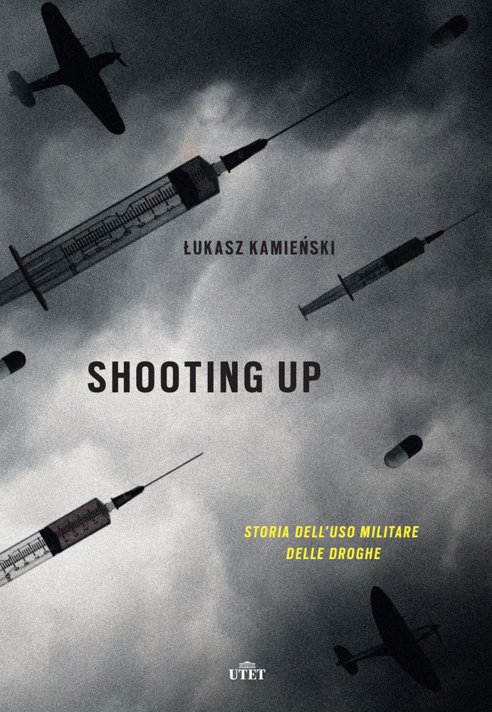 Shooting up – Lukasz Kamienski