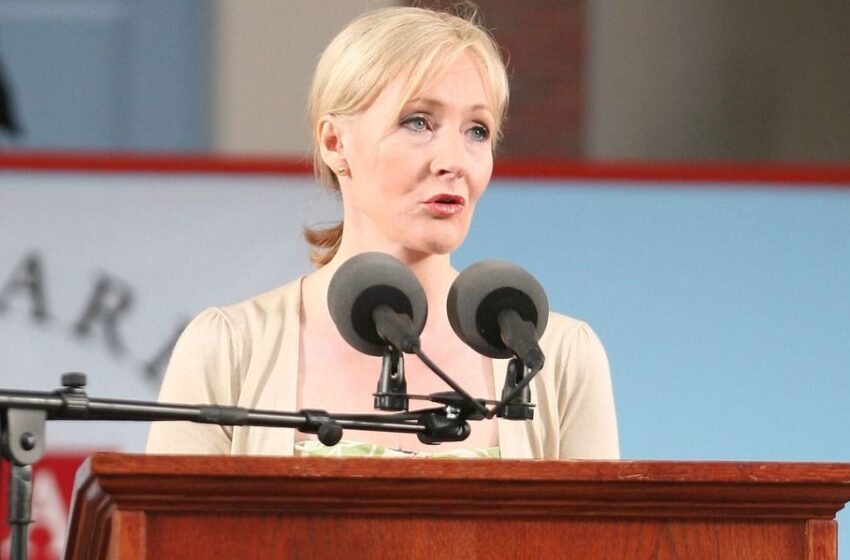 j.k. Rowling Buona vita a tutti